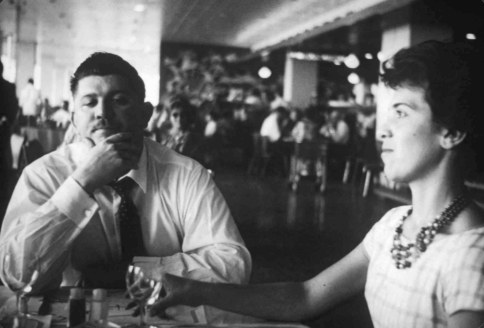 Rubens e Eunice Paiva em Brasília em 1960. Acervo Família Rubens Paiva/Divulgação