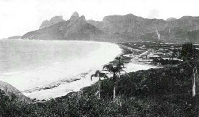 No Leblon, plantavam-se camélias brancas, que se tornaram símbolo do movimento abolicionista