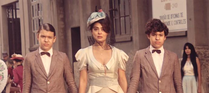 Juliana Paes, em 'Dois Irmãos', adaptação de Luís Fernando Carvalho da obra de Milton Hatoum