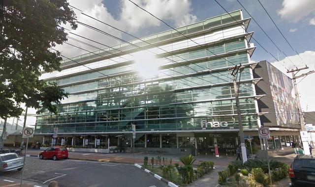 Primeira loja da Fnac, em São Paulo. Divulgação