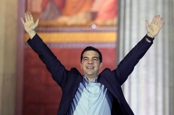 Syriza vence eleicao grega