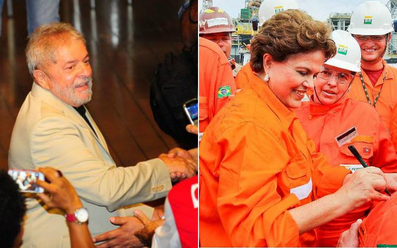 Quando o governo irá defender a Petrobras?