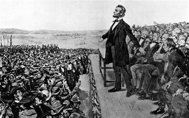 Lincoln discuurso