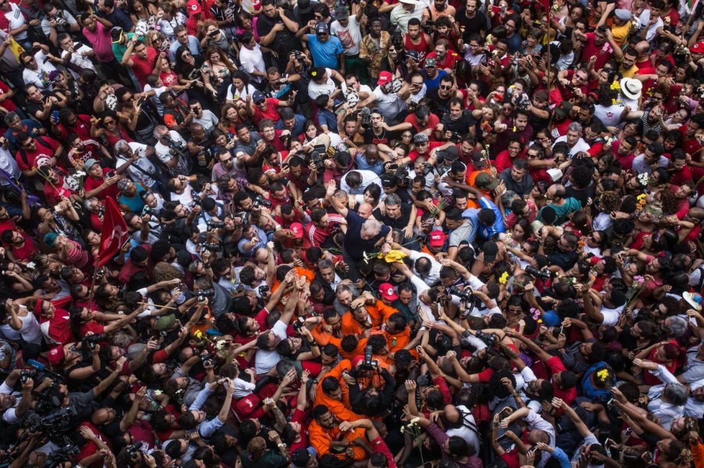 Lula em São Bernardo