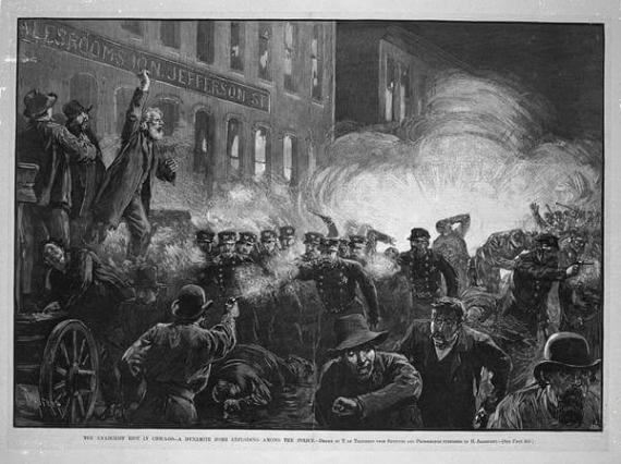 Revolta de Chicago