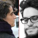 Iara Haasz e Bruno Huberman