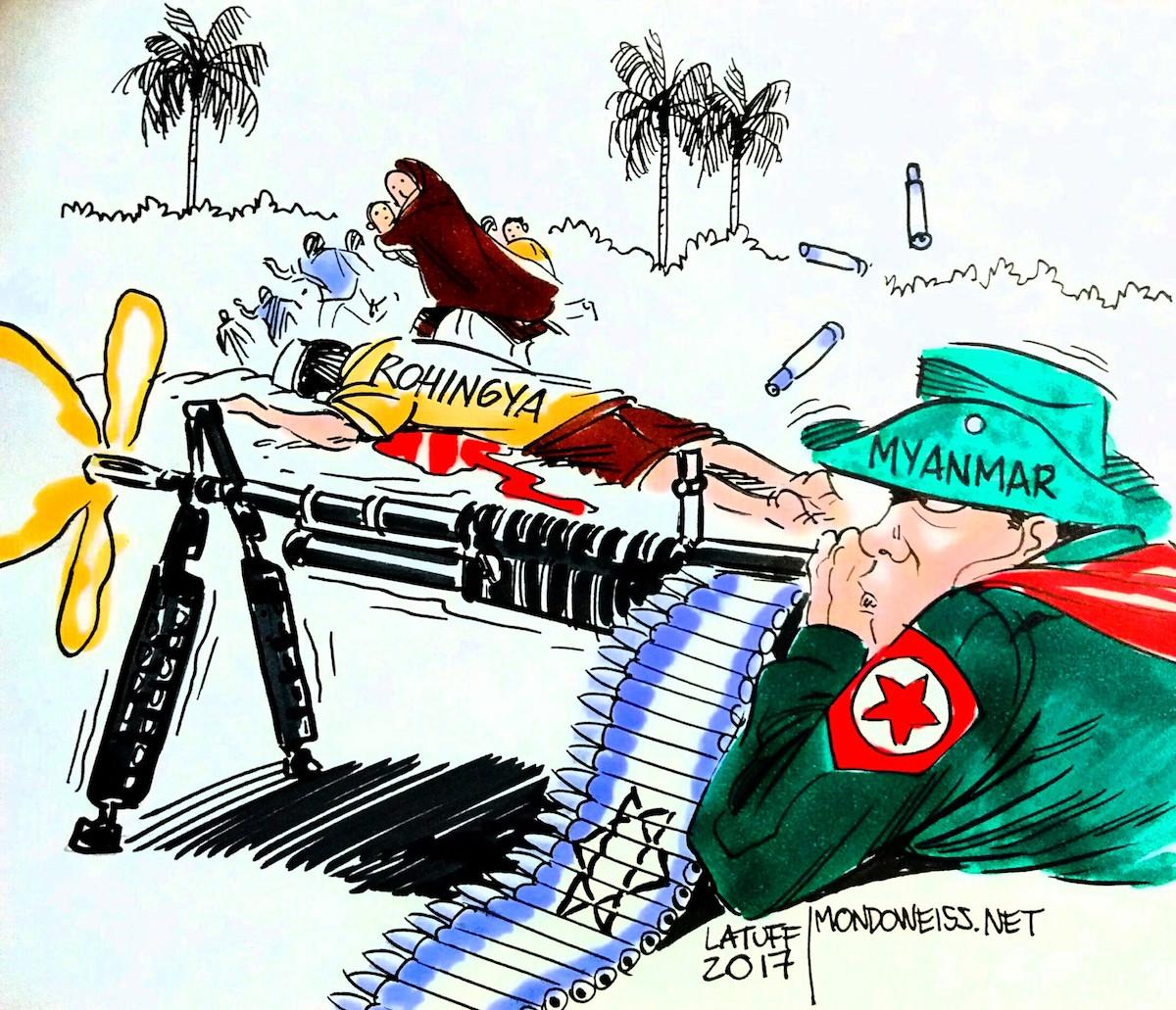 Imagem: Carlos Latuff