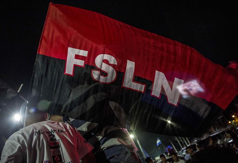 Frente Sandinista de Libertação Nacional venceu eleições