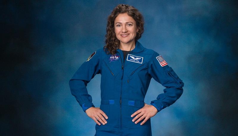 Jessica Meir, astronauta em formação na NASA. Foto: NASA/Robert Markowitz